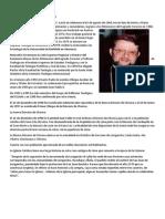 Monseñor Norberto Strotmann M - Biografia