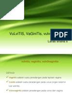 Vulvo,Vaginitis,Vulvovagin