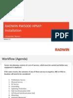 5003 - HPMP - Installation- v1.0