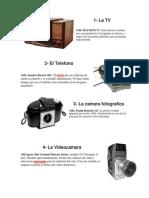 10 Inventos q Revolucionaron La Hisotira