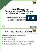 08 - Fórmulas y Conceptos Financieros