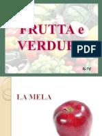Lessico Frutta e verdura