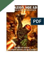 Dungeon Squad Warhammer 40 k