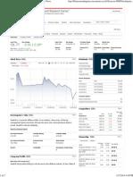 Sdrl Seadrill Ltd Xnyssdrl Stock