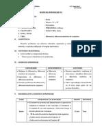 SESIÓN DE APRENDIZAJE N°6diferencia y diferencia simetrica