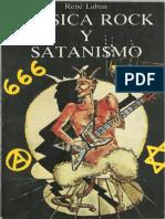Musica Rock y Satanismo-Rene Laban