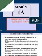 Sesion 1a - Ingenieria de Materiales