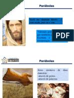 Aula Parábolas de Jesus - Mocidade Espírita