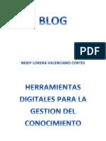 Blog Herramientas