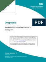 Dispepsia (NICE)