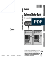 Canon Camera S50 Software Manual