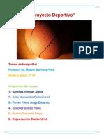 2 torneo de basquetbol interno seccin bachillerato