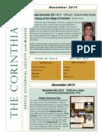 The Corinthian November-December 2014
