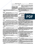 Medidas Provisionales Proteccion Civil