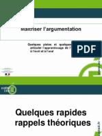 Argumentation Ecrit Et Oral