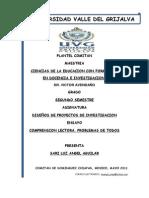 ensayocomprensionlectoraproblemasparatodos1-110529124206-phpapp02