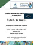 Portafoilo MariaGomez m4 t1 Act1