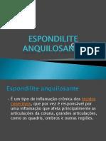Slid de Espondilite Aquilozante