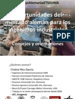 Oportunidades para los Ingenieros Industriales