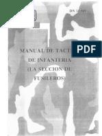Manual de Tactica de Infanteria La Seccion de Fusileros