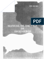 Manual de Tactica de Ingenieros