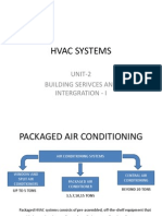 Hvac Systems Packaged
