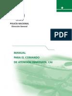 Manual Del Comando de Atencon Inmediata de Colombia