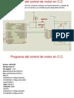 Control de Motores en PROTON BASIC