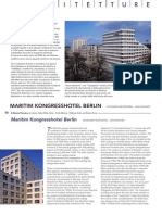 MARITIM KONGRESSHOTEL BERLIN