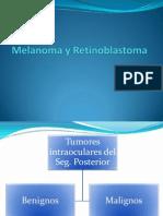 Melanoma y Retinoblastoma