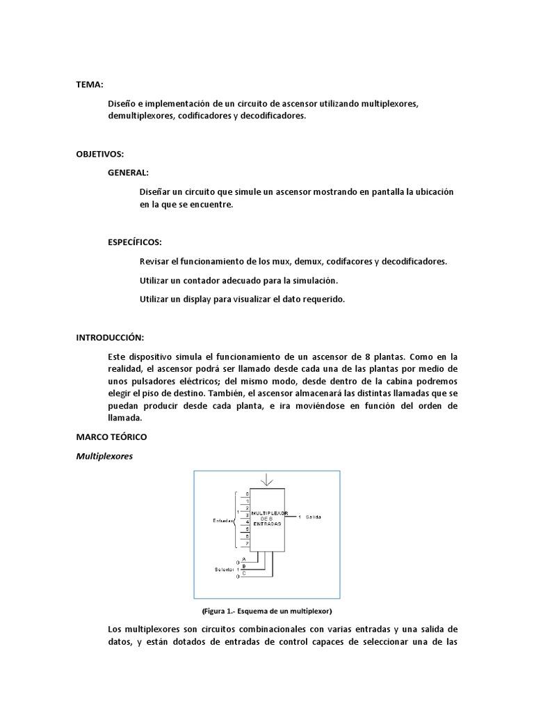 Hermosa Marco Elevador Eléctrico Galería - Ideas Personalizadas de ...
