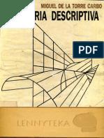 Libro de Geometría-Miguel de La Torre