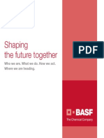BASF-Shaping the Future Together