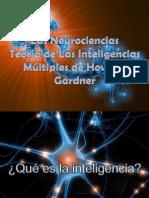 Inteligencias Múltiples Howard Gadnerd