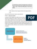 Informe de Trabajo Del Grupo Latinoamericano Asistente Al Foro Mundial Sobre El Comercio de Servicios
