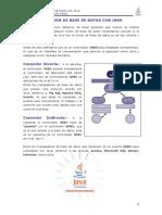 Conexion de Base de Datos Con Java