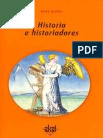 Bloch Marc a Favor de Una Historia Comparada de Las Civilizaciones