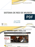 Capacitacion Sistema de Museos