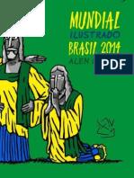 MUNDIAL ILUSTRADO Brasil 2014