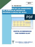Caratula h.clinicas