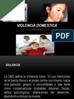 Violencia Domestica Presentacion