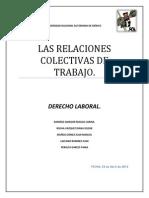 RELACIONES COLECTIVAS (BORRADOR)