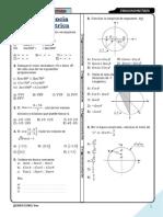 Circunferencia Trigonometrica - Ejercicios