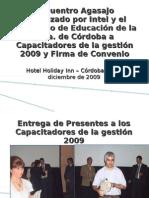 Encuentro Agasajo Organizado Por Intel y El Ministerio