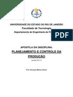 Apostila PCP UERJ Henrique