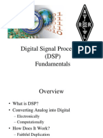 Digital Signal Processing Fundamentals