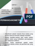 Permanganometri A