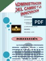 Administracion Del Cambio III
