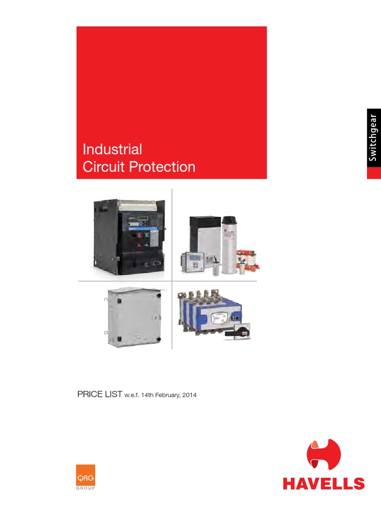 Ip Capacitor Price List 14 Feb 2014pdf Mains Electricity Fuse Circuit Breaker 2 Pole 25a 230v 50 60hz For Gas Diesel Generator Electrical