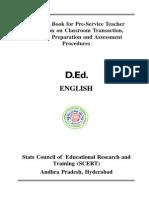 English D.ed